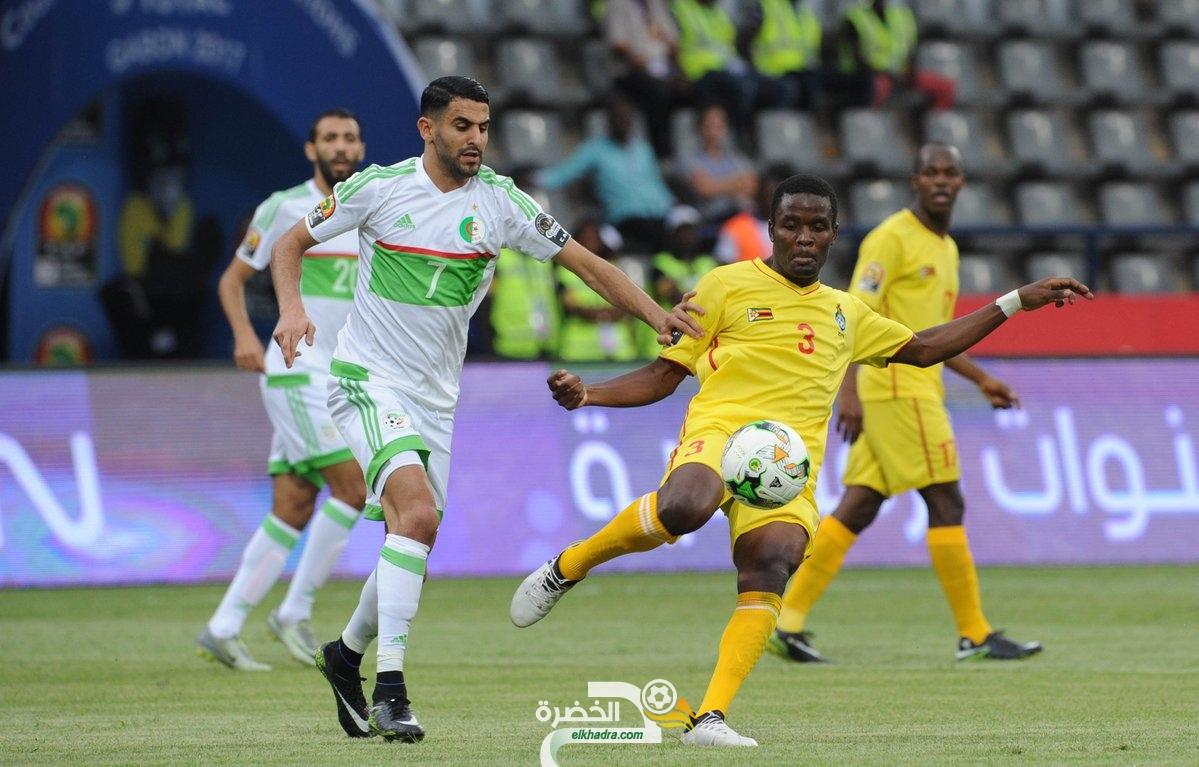 الجزائر - زيمبابوي  12-11-2020  Algérie - Zimbabwe 27