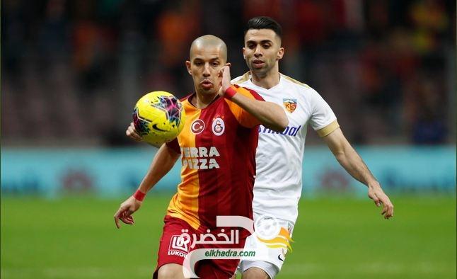 فيديو : هدف سفيان فيغولي اليوم ضد قيصري سبور 29