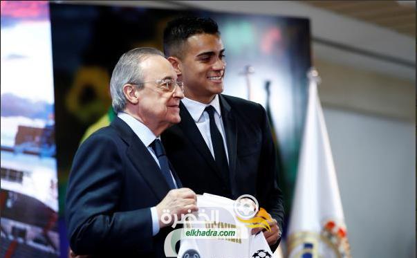 البرازيلي جيسوس ينضم لريال مدريد حتى 2026 30