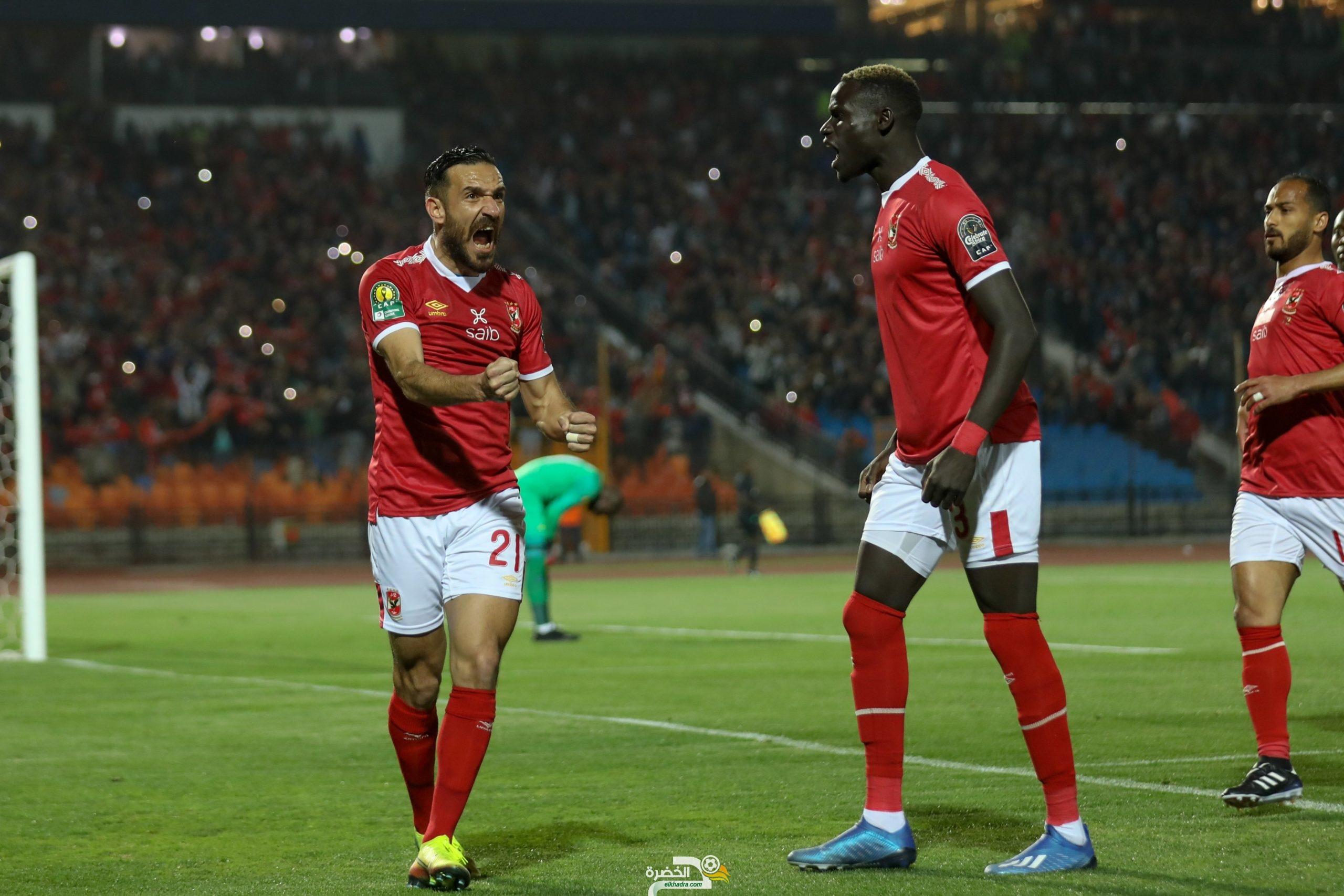 الأهلي المصري يفوز على ضيفه ماميلودي صان داونز بثنائية نظيفة 28