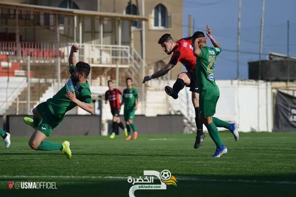 شباب قسنطينة يحقق فوز مثير على ميدان اتحاد العاصمة بثلاثية 36