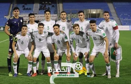 الجزائر تنهزم أمام مصر برباعية في كأس العرب لمنتخبات الشباب 25
