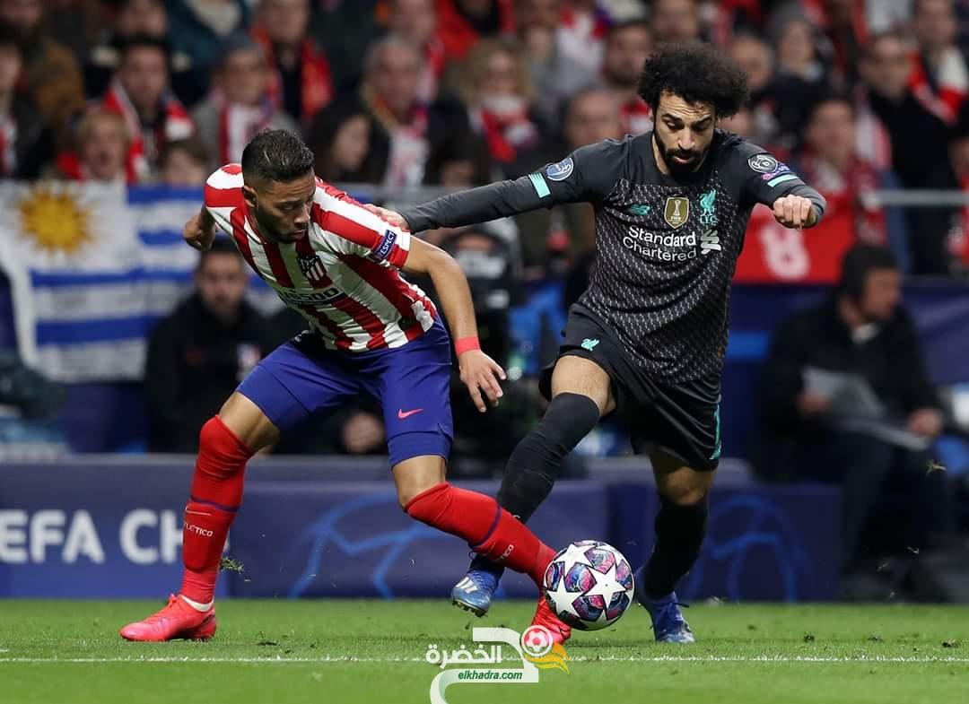 أتلتيكو مدريد يفوز بهدف دون رد أمام ليفربول 32