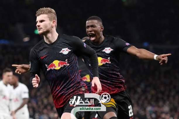 دوري أبطال أوروبا : توتنهام يسقط على ملعبه أمام ضيفه لايبزيغ الألماني 29