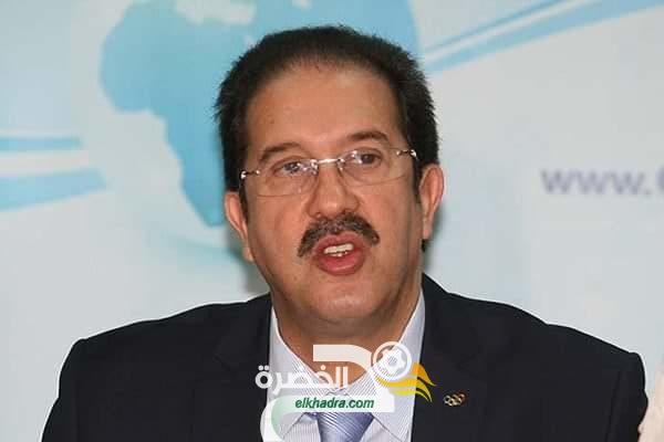 مصطفى بيراف يستقيل من رئاسة اللجنة الأولمبية الجزائرية 106