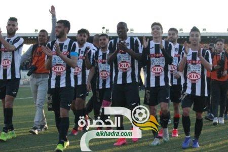 بالصور .. .الوفاق يحسم قمة داربي الهضاب أمام اهلي البرج 34