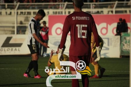 بالصور .. .الوفاق يحسم قمة داربي الهضاب أمام اهلي البرج 33