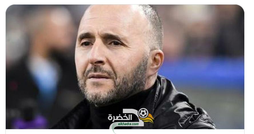 المغربي عبد السلام وادو مساعدا لجمال بلماضي 24