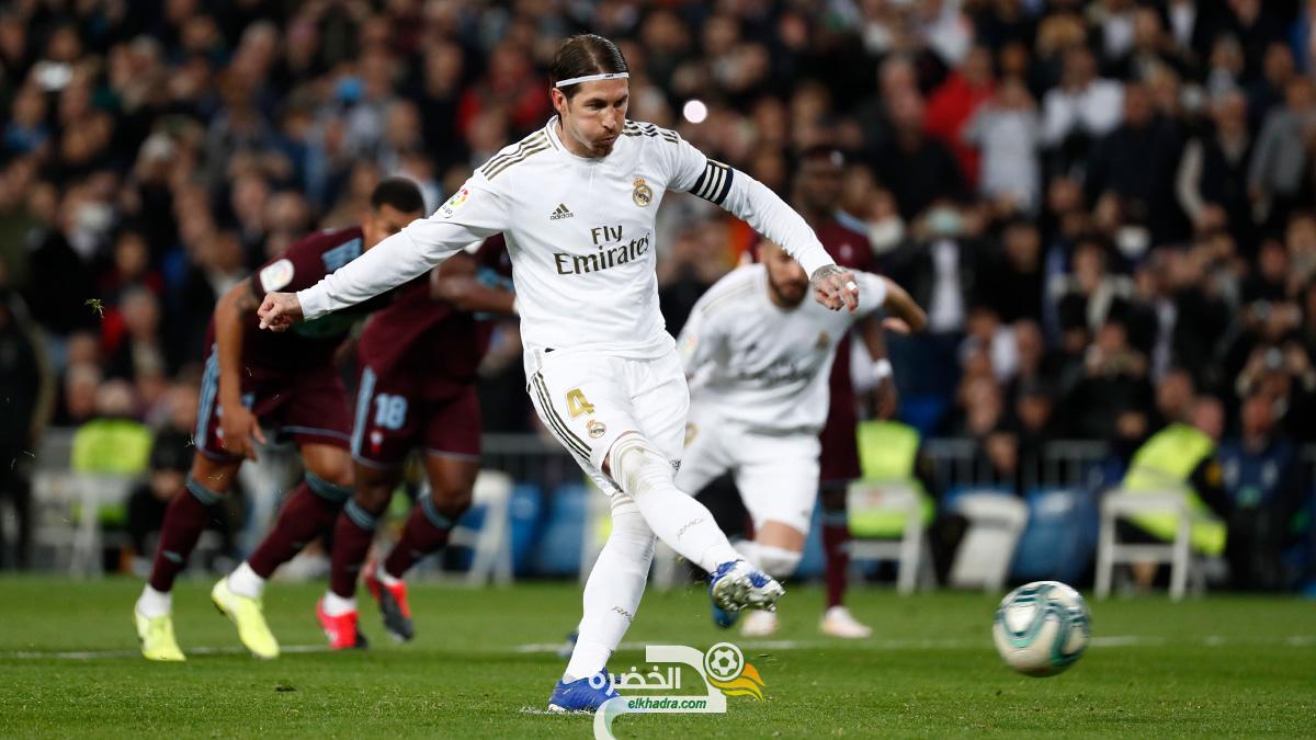 ريال مدريد يكتفي بتعادل مخيب أمام سيلتا فيغو 30