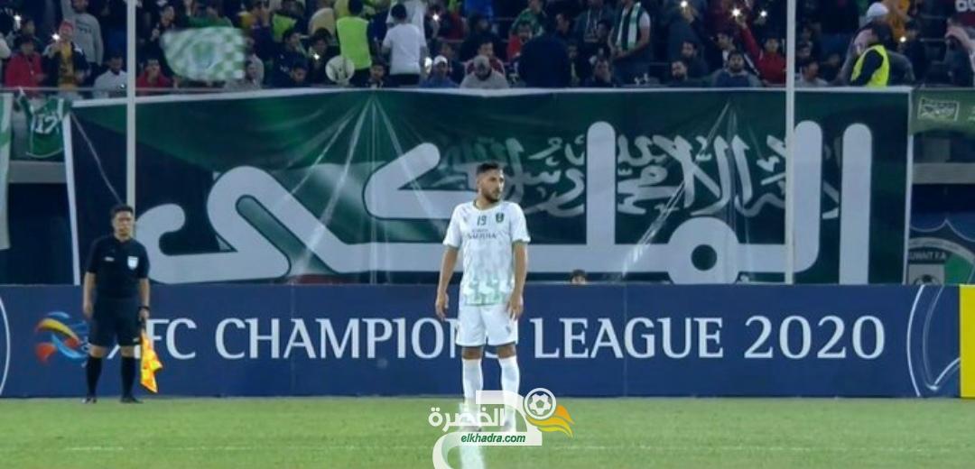 بلايلي بديل و الأهلي السعودي يفوز بهدفين لواحد أمام استقلال طهران الإيراني 25