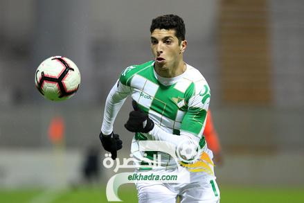 بلال عواشرية اساسي مع موريننسي ويفوز امام سانتا كلارا في الدوري البرتغالي 35