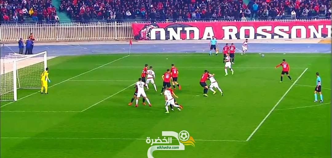 مولودية الجزائر تحسم الداربي بفوزها أمام إتحاد العاصمة بهدف دون رد 27