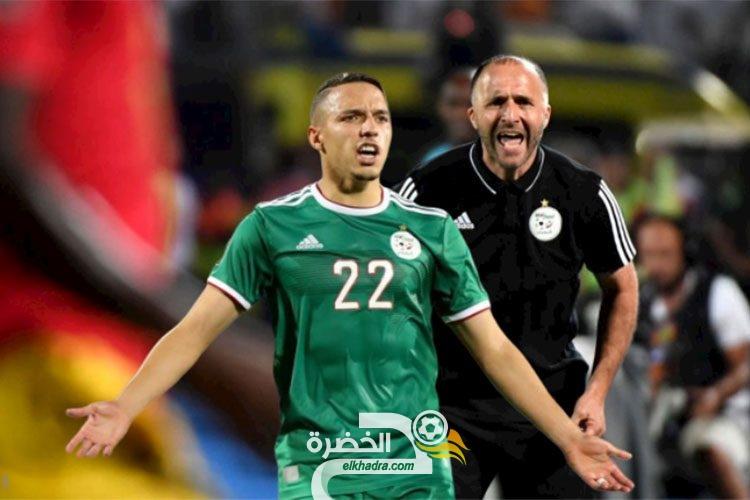 """بالفيديو بن ناصر: بلماضي """"داهية"""" تكتيكيا وصارم حتى مع أسرته! 25"""