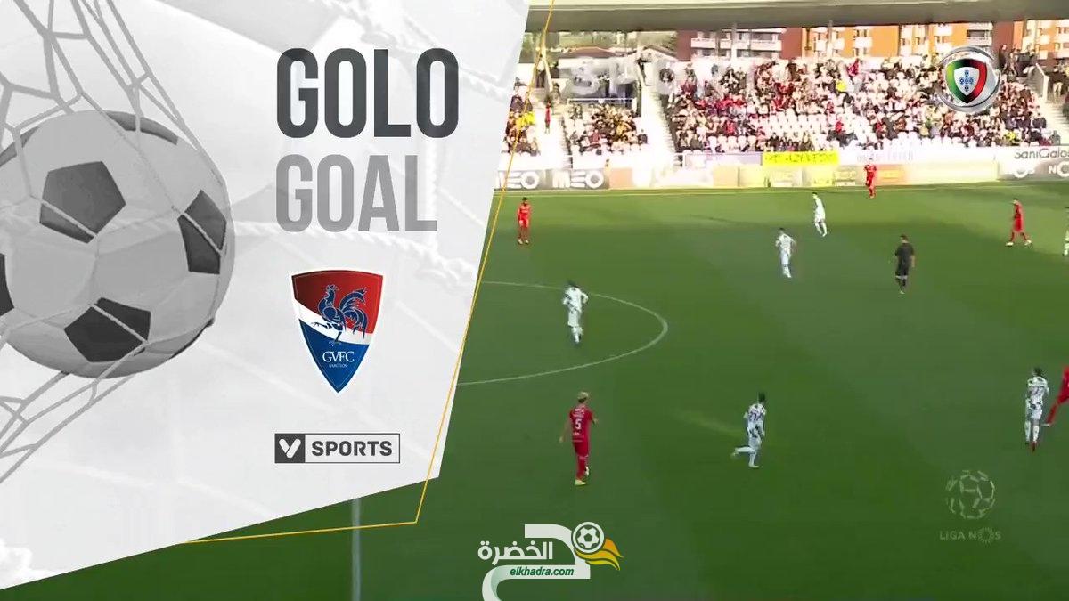فيديو : تمريرة زكريا نعيجي الحاسمة في الهدف الوحيد لناديه ضد موريرنسي 31