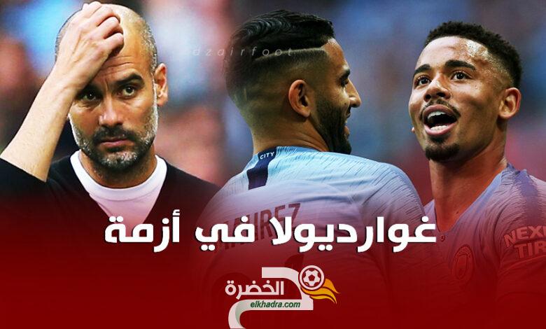 """محرز يتجه للرحيل """"مجانا"""" عن """"السيتي"""" 29"""