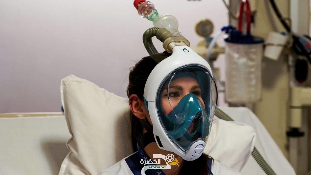 """شركة """"ديكاتلون"""" تتبرع بنحو 30 ألف قناع غوص للمستشفيات 25"""