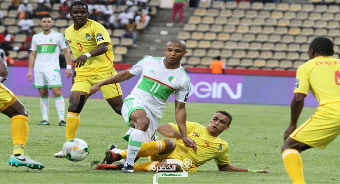 فيروس كورونا : مباراة الجزائر و زيمبابوي بدون جمهور ! 39