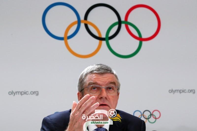 """توماس باخ : """"إلغاء الألعاب الأولمبية بطوكيو قد يدمر الحلم الأولمبي لـ11 ألف رياضي"""" 28"""
