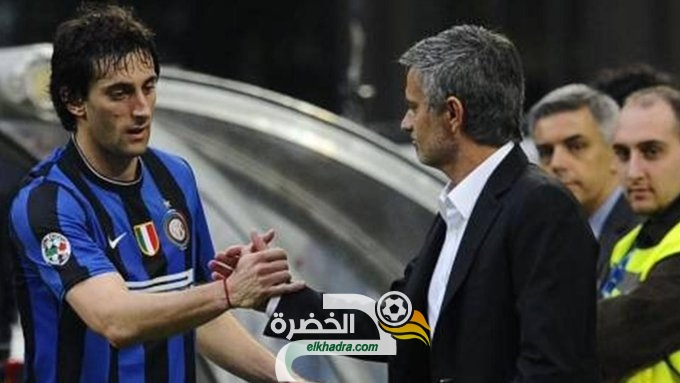 دييجو ميليتو: مورينيو أحد أفضل المدربين في التاريخ 26