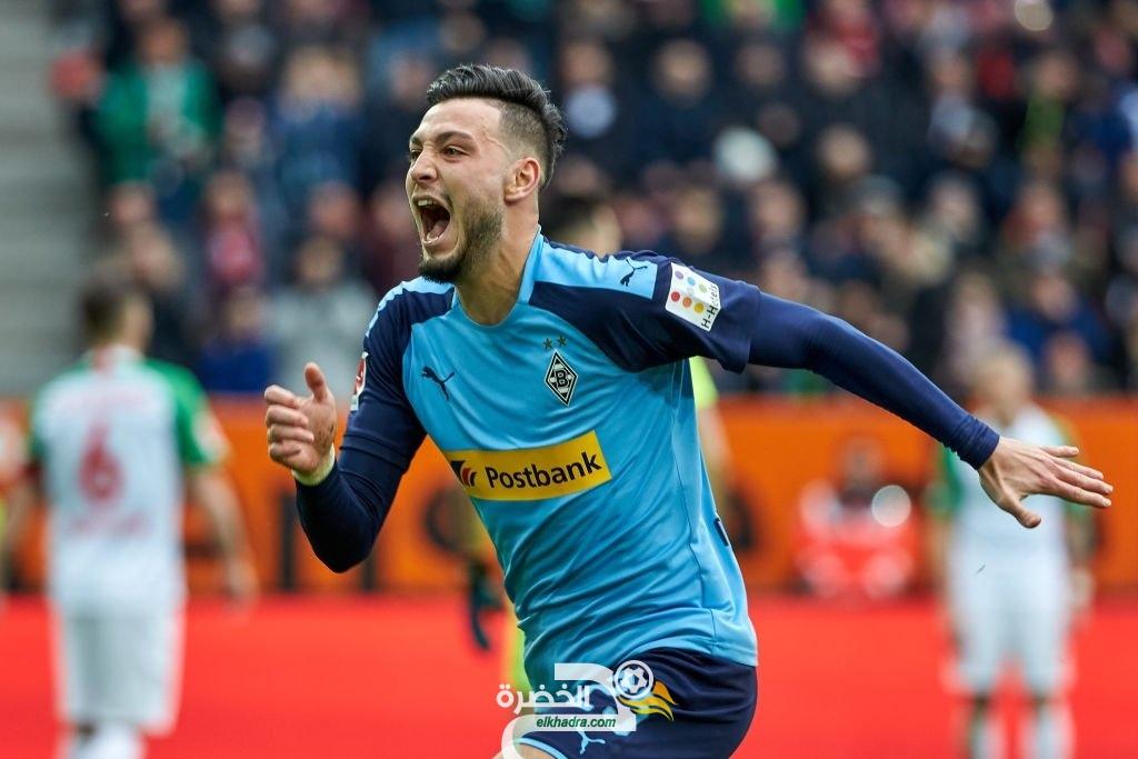 بن سبعيني أفضل هداف بين المدافعين في الدوري الألماني 36
