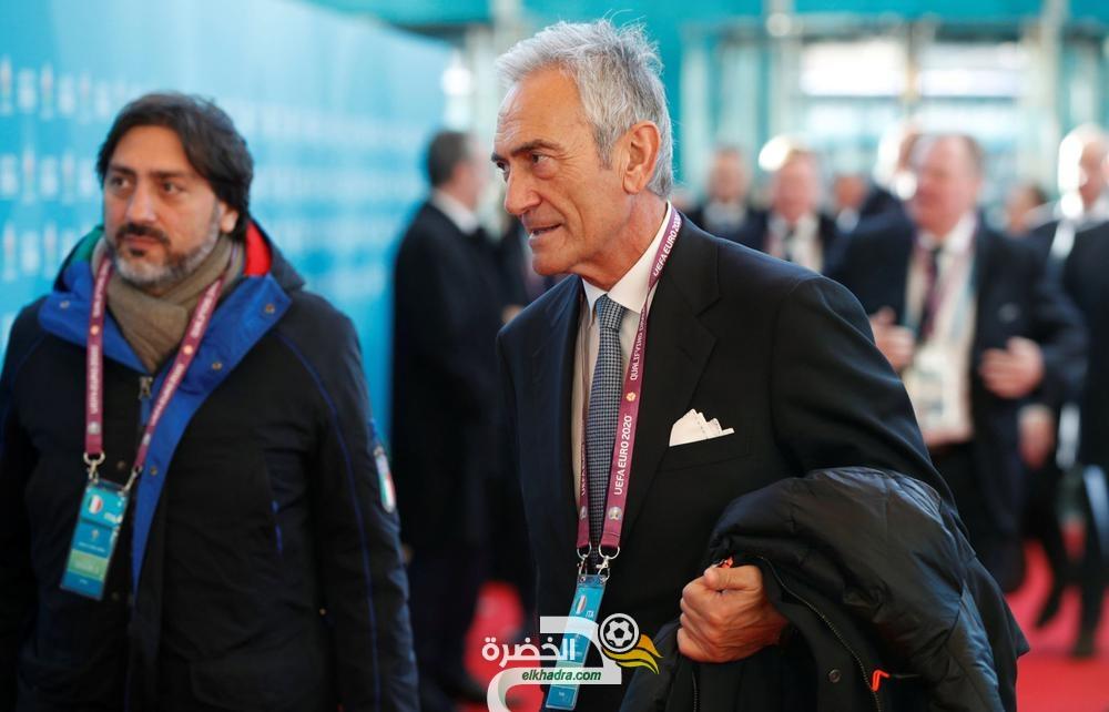 إيطاليا تطلبمن الاتحاد الأوروبي (يويفا) تأجيل بطولة أوروبا 2020 33