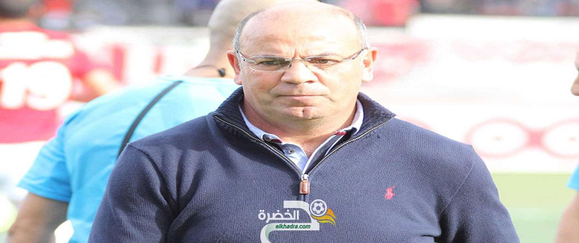 فؤاد بوعلي مدربا جديدا لنصر حسين داي 24