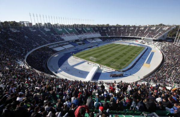 مباراة الجزائر - زيمبابوي في ملعب 5 جويلية ؟ 30