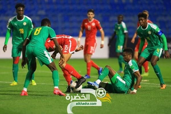 بالصور: منتخب السنغال يفوز بـ كاس العرب للشباب 26