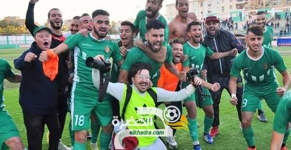 وداد بوفاريك يعود بالتعادل أمام اتحاد بسكرة في ذهاب الدور ربع النهائي من كأس الجزائر 27