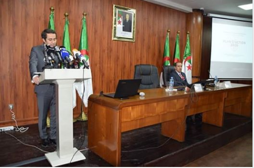خالدي: ضرورة إحداث التوازن بين القطاعين واجتناب التكاليف المالية للمشاريع 36