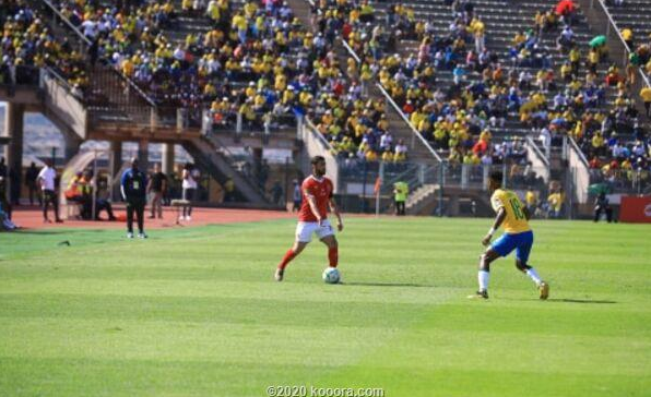 الأهلي يتجاوز صن داونز ويتاهل لنصف نهائي دوري أبطال إفريقيا 26