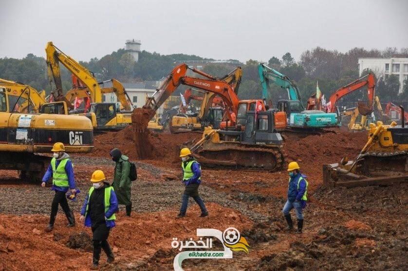 الصين تقرر بناء مستشفى ضخم في الجزائر 142