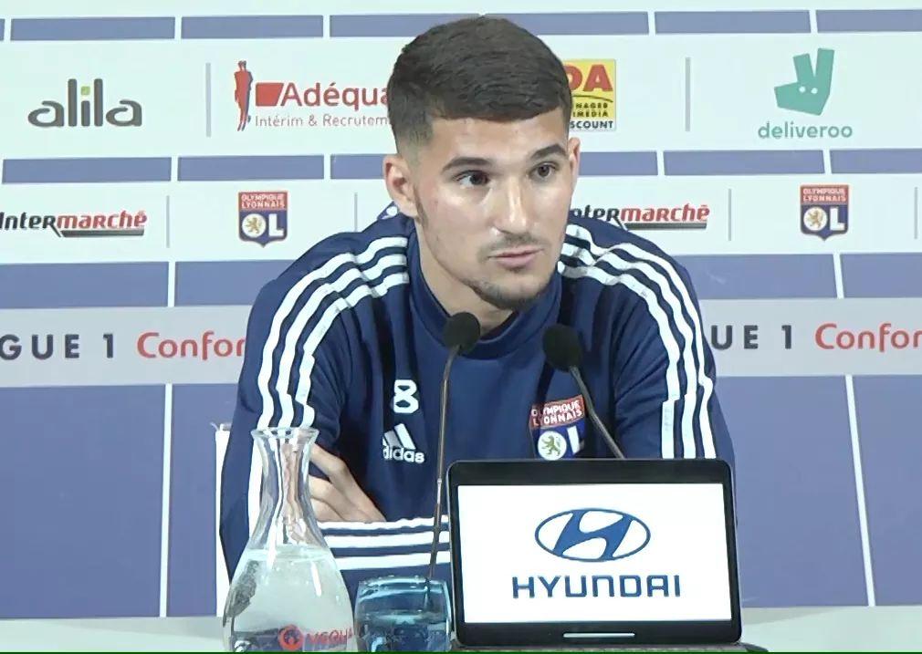 """عوار: """"المنتخب الفرنسي؟ أنا أركز على ليون بنسبة 100 %"""" 24"""