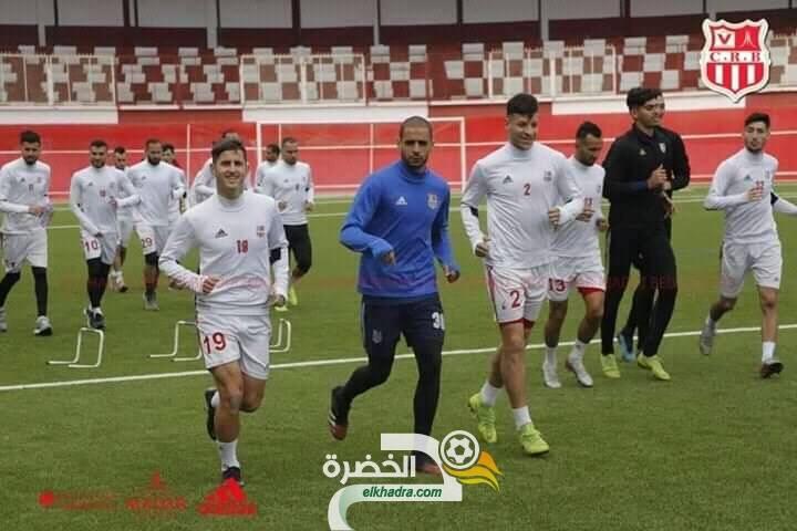"""لاعبو شباب بلوزداد يتبرعون برواتبهم لمكافحة """"كورونا"""" 33"""