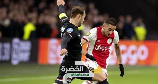 الاتحاد الهولندي لكرة القدم يفكر بوقف نشاط الدوري المحلي نهائيا 29