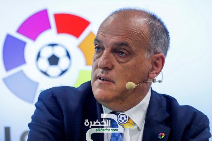 الليغا تخطط للعودة ولعب مباراة كل 72 ساعة بدءًا من 29 ماي 95