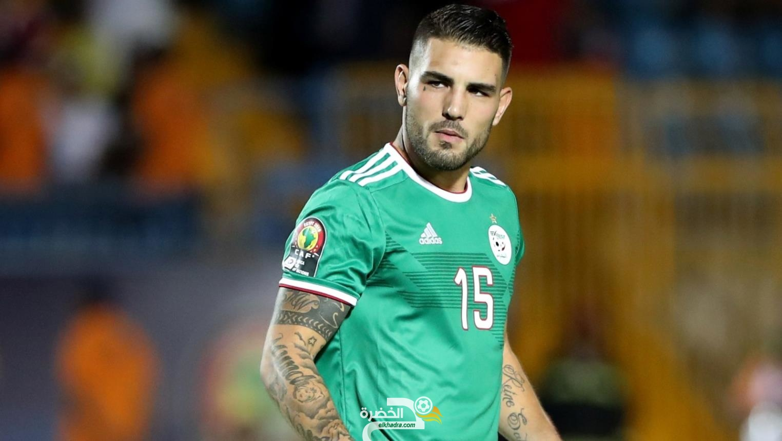 """ديلور :""""حب الجزائريين لي شيء رائع، لا يسعني إلا أن أشكرهم"""" 33"""