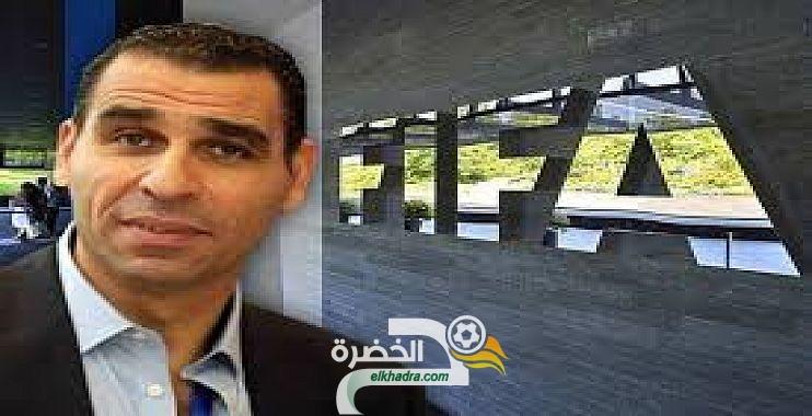 زطشي يبحث مع رئيس الفيفا مستقبل كرة القدم بعد كورونا 39