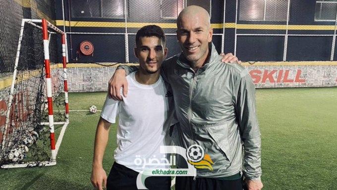 عوار: زيدان هو الذي جعلني أحب كرة القدم 25