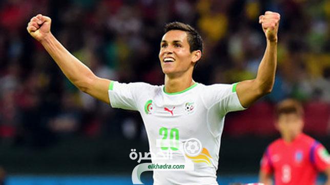 عيسى ماندي سفير الجزائر في الدوري الإسباني 30
