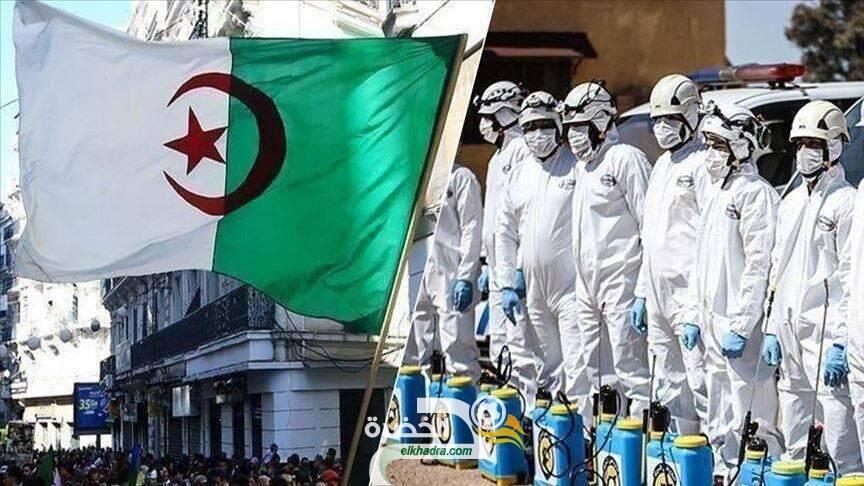 كورونا في الجزائر: تعافي 127 مصابًا و133 حالة إضافية و8 وفيات 25