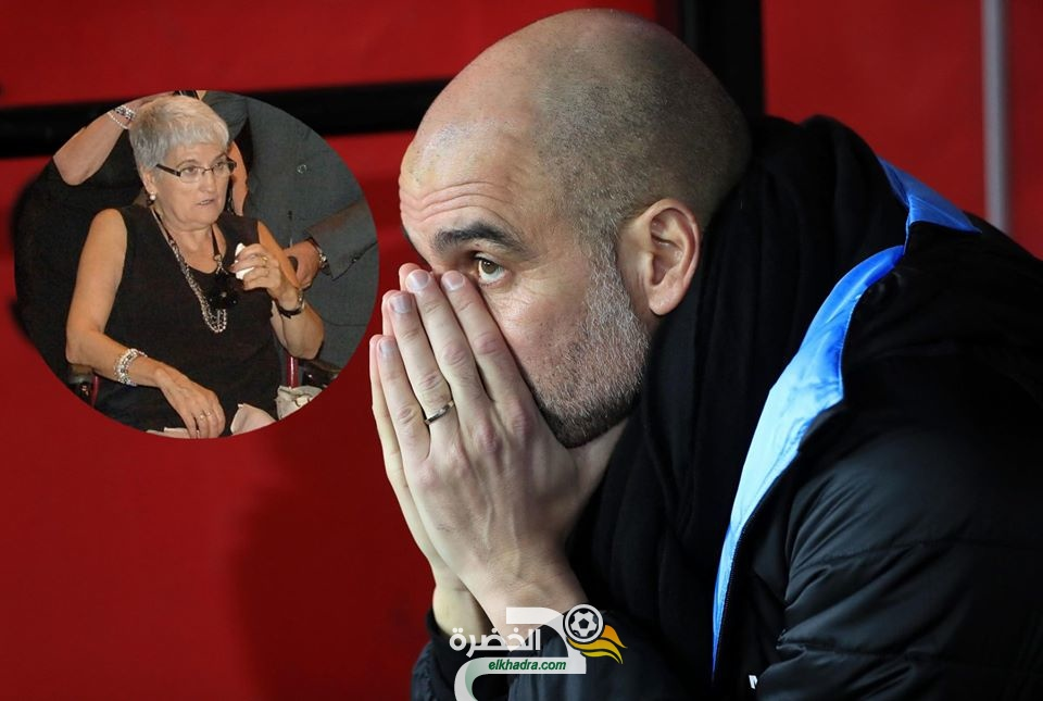 وفاة والدة بيب غوارديولا بعد إصابتها بفيروس كورونا 27