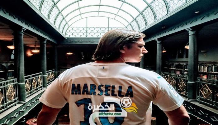"""مارسيليا في الجزء الرابع من """"La casa de papel"""" 126"""