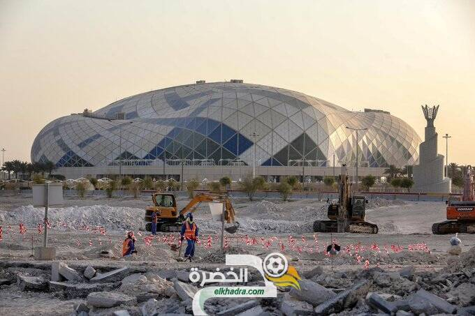 حفيظ دراجي: تحضيرات قطر لاستضافة بطولة كأس العالم 2022 ستتأثر بسبب فيروس كورونا 25