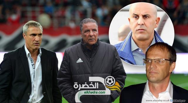 الدوري الجزائري يحتل المركز الثالث في العالم باقالة المدربين 28