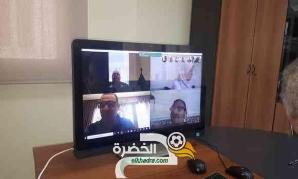 الفاف : اجتماع المكتب الفدرالي يوم الأحد عبر تقنية الفيديو عن بعد 32