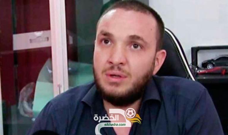 """بن حمادي رئيس أهلي البرج : """"لا علاقة لي بالتسجيل الصوتي"""" 30"""