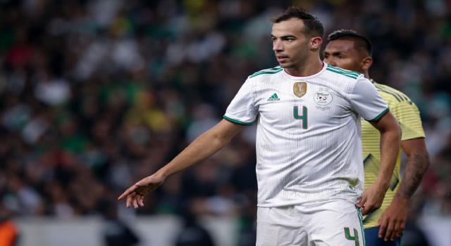 جمال بلعمري يقترب من نادي قطر 25