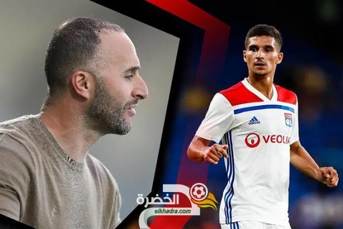 عوار يفضل تمثيل المنتخب الجزائري 27