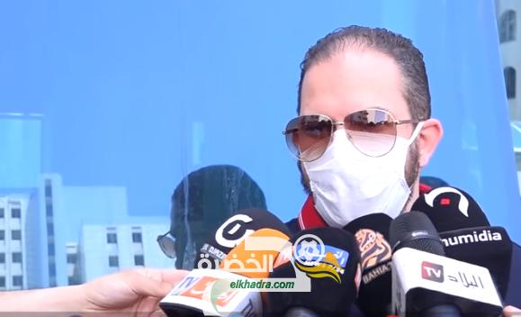 حلفاية : التسجيل الصوتي مفبرك ورفعت دعوة ضد وكيل اللاعبين نسيم سعداوي 33